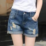 Buy Korean Version Of The New Women S Denim Shorts Worn Jeans Denim Shorts China