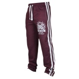 Where To Buy Kuhong Casual Hip Hop *d*lt Men S Jogging Gym Sports Track Pants Stripes Drawstring Intl