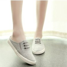 Cheapest Summer A Korean Style White Female Sets Foot Shoes Lr Shoes