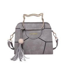 Buy Ladies Simple Fashion Handbag Handbags Small Square Bag Messenger Bag Wild Grey Oem