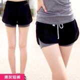 Price Ladies S Sportswear Running Shorts Yoga Clothes Fast Dry Sports Shorts Suitable For Fitness、zumba、yoga And Jogging Intl China