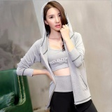Buy Ladies S Sportswear Running Suit Yoga Jackets Clothes Fast Dry Sports Coat Suitable For Fitness、zumba、yoga And Jogging Intl Cheap On China