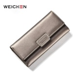 Latest Lady Long Section Section Upscale Purse Pocket Woman Handbag Wallet Intl