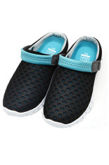 Lalang Korean Hollow Out Breathable Sandals Blue Discount Code