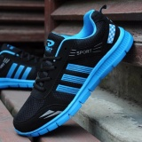 Who Sells Lalang Men Running Trainers Mesh Shoes Jogging Sneakers Blue Intl