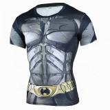 Buy Hero Summer Men S Short Sleeve Spider Man T Shirt Batman Short Sleeve A Oem Cheap