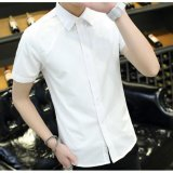 Sale Leyi Men S Casual Fashion Shirts White Intl On China