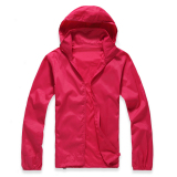 Price Comparisons Of Lightweight Outdoor Sports Sunscreen Windbreaker Jacket Red