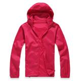 Price Lightweight Outdoor Sports Sunscreen Windbreaker Jacket Red Oem Original
