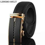 Price Comparisons Of Linghobelt 2017 New Men S Automatic Buckle Belt Business Brand Design Belts For Men Casual Luxury Genuine Leather Belt Kb110 Intl