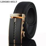 Linghobelt 2017 New Men S Automatic Buckle Belt Business Brand Design Belts For Men Casual Luxury Genuine Leather Belt Kb110 Intl For Sale Online
