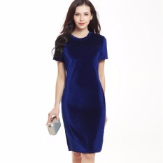 Lowest Price Liva G*rl Women Lace Evening Party Pencil Bodycon Dress Gown Plus Size Intl