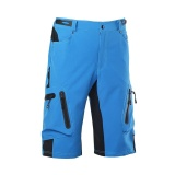 Low Cost Lixada Baggy Shorts Cycling Bicycle Bike Mtb Pants Shorts Breathable Loose Fit Casual Outdoor Cycling Running Clothes Polyamide With Zippered Pockets Intl