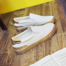 Loafers A Pedal Women S Shoes White Gold Price