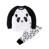 Cheap Long Sleeve Boys Girls Pajama Sets For Kids Cotton Comfortable Children S Boys Girls Sleepwear Toddler Baby Infant Clothes Suit 2T 7T Intl