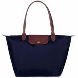 Purchase Longchamp Le Pliage Garance Nylon Large Foldable Tote Bag Large Shoulder Navy Intl