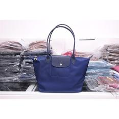 Get The Best Price For Longchamp Le Pliage Neo Long Handle Small Navy Blue 2605 578 556