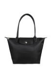 Top 10 Longchamp Planetes 2605 Black Small Long Handle Tote