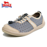 Where Can I Buy Lonsdale Non Slip Wear And Women S Shoes Breathable Sports Shoes Khaki