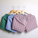 Loose Cotton Boxer Home Shorts Men S Underwear 11 No Color 2 No Color 4 No Color Price