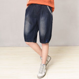 Compare Prices For Looesn Female Shorts Jeans