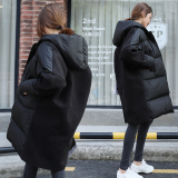 How To Get Female Mid Length Thickened Cotton Padded Jacket Cotton Padded Clothes