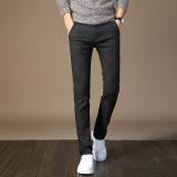Price Stylish Youth Slim Fit Thin Pants Pants Black Oem China