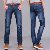 Discount Men S Casual Fleece Lined Straight Leg Jeans 858 In Blue Conventional Models 858 In Blue Conventional Models Oem