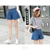 Review Loose Denim Hot Pants Women Short Jeans Denim Shorts Casual Beach Slim Trouser Ladies Short Pants Intl Oem On China