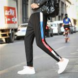 Sale Loose Shut Summer Thin Leg Sweatpants Athletic Pants Lan Hong Online On China