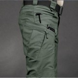 Best Price Lunar Valley Hot Sale Training Overalls Tactical Cargo Pants Men S Cotton Pants Swat Trousers Combat Multi Pockets Pants S 5Xl Brown Int M Intl