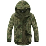 Lurker Shark Skin Softshell Military Tactical Jacket Men Waterproof Windproof Warm Coat Camouflage Hooded Camo Army Clothing Intl Best Buy