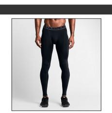 Price Man Compression Training Gym Elastic Pro Tights Men Pants Black Online China