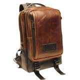 Price Comparisons For Man Sling Bag Quality Crazy Horse Leather Messenger One Shoulder Strap Bag Fashion Casual Flap Bags For Man Intl