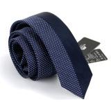 Buy Manoble Korean Stylish Men S Tie 2016 New Casual 5 5Cm Slim Tie Fashion Men Business Neckties Skinny Neck Tie Slim Tie For Men Gift Box( Blue) None Online