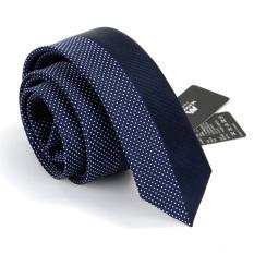 Price Compare Manoble Korean Stylish Men S Tie 2016 New Casual 5 5Cm Slim Tie Fashion Men Business Neckties Skinny Neck Tie Slim Tie For Men Gift Box( Blue)