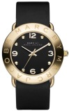 New Marc Jacobs Amy Black Watch Mbm1154 Export
