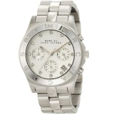 Marc Jacobs Blade Chrono Silver Watch Mbm3100 Export Shop