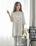 Price Maternity Sleepwear Clothes Nursing Breast Feeding Nightgown Suit Intl Oem Online