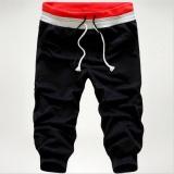 Sale Men 3 4 Knee Jogger Casual Sport Shorts Baggy Gym Harem Rope Pants Trouser Intl Oem Original