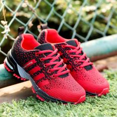 Where To Shop For Men Fashion Sneakers Casual Running Sports Shoes Red Intl