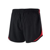 Low Price Men Fitness Sports Running Shorts Training Jogging Shorts Quick Dry Wicking Black Red