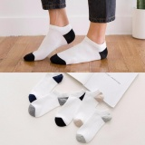 Sales Price Men Four Seasons Leisure Stealth Ship Sock Cotton Socks 100 Cotton Colorful 0060 811 Intl