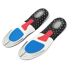 Where Can You Buy Men Gel Orthotic Sport Running Insoles Insert Shoe Pad Arch Support Cushion
