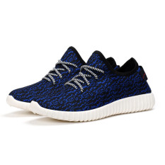Men New Fashion Cloth Casual Sports Shoes Dark Blue Best Buy