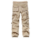 Compare Men S Casual Multi Pockets Camouflage Cargo Pants Export