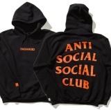 Buy Men S Cotton Hooded Sweater Anti Social Social Club Intl China