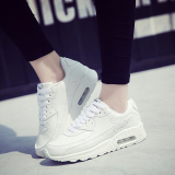 Buy Men Sports Running Shoes Fashion Breathable Air Mesh Casual Shoes White Intl Cheap China