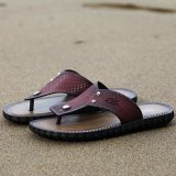 Men Summer Non Slip Breathable Personality Sandals Intl Free Shipping