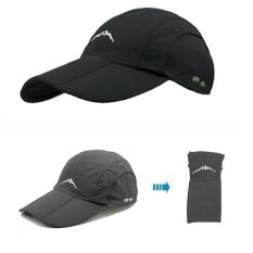 Coupon Men Women Golf Baseball Cap Uv Protection Sun Block Foldable Breathable Hat Bucket For Outdoor Sport Cycling Hiking Fishing 1449 Black